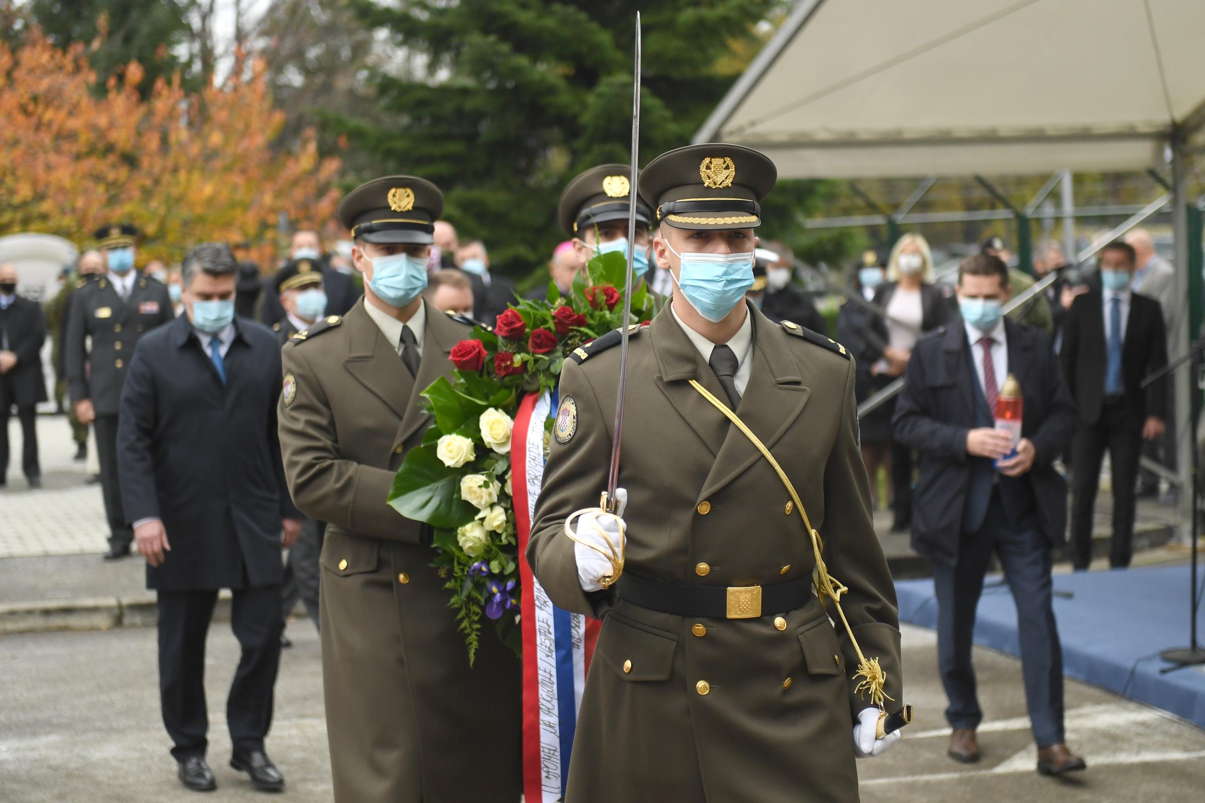 Ministar Banožić sudjelovao na obilježavanju 30. obljetnice Tigrova