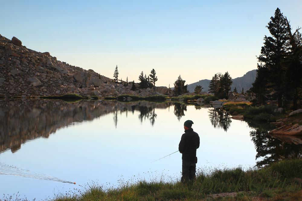 Part 16: Fishing