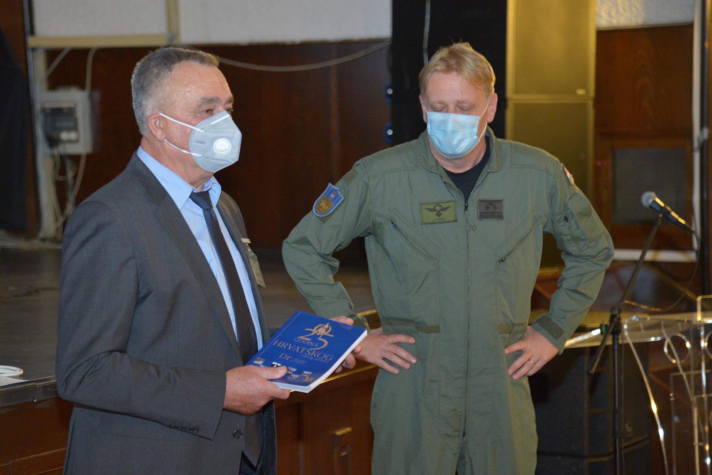 Posjet polaznika Ratne škole Upravi za materijalne resurse MORH-a