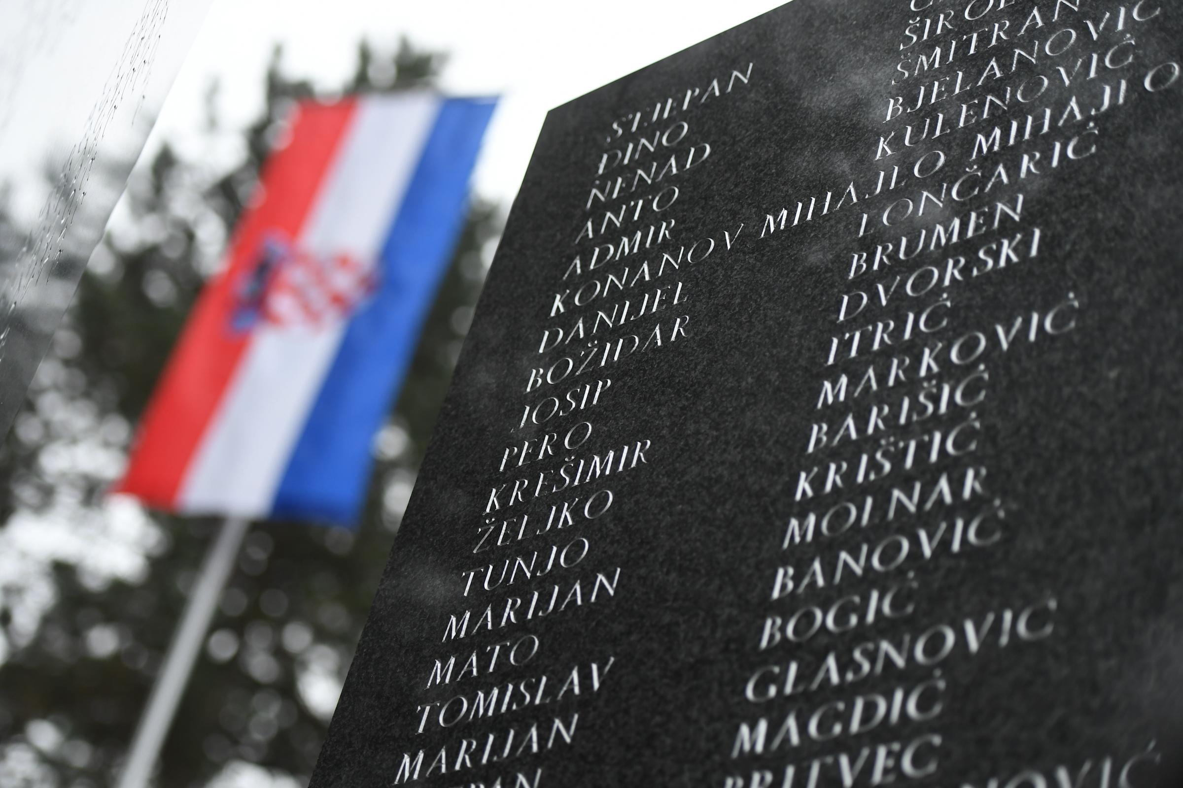 Ministar Banožić na obilježavanju obljetnice Tigrova