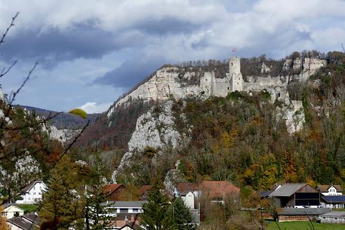 Passwangfahrt- Ruine Neu-Falkenstein