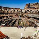 The Colosseum, Rome - https://www.flickr.com/people/11451860@N08/