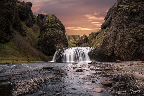 Stjórnarfoss (Iceland)