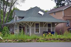W&OD Round Hill Station