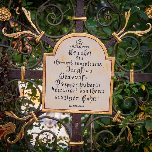 Kramsach; Museumsfriedhof