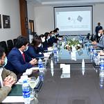 Japanese Delegation Visits NUTECH