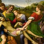 La Déposition de croix, Raphaël, Galerie Borghese, Rome, 2020 - https://www.flickr.com/people/29248605@N07/