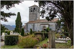 Basilica St Juste de Valcabrere