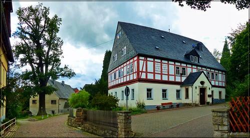 Pfarrhaus in Beierfeld