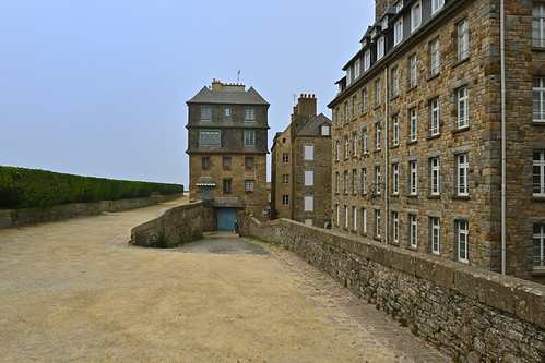 Saint-Malo /  On the Fortifications