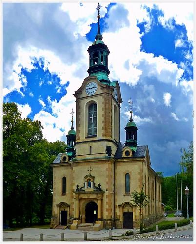 Christuskirche in Beierfeld