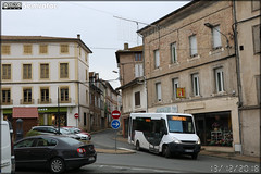 Vehixel Cityos 4 – SPL D'un Point À l'Autre / La Navette Gratuite n°311