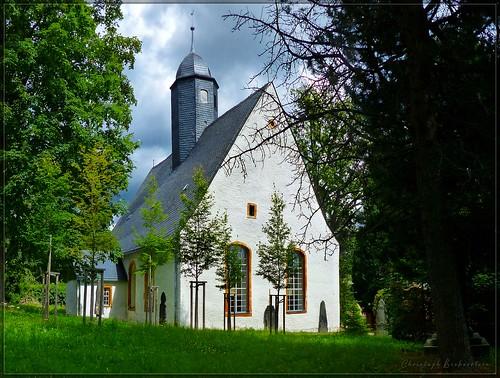 Peter-Pauls-Kirche in Beierfeld
