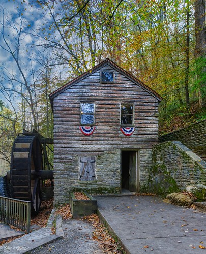 Rice Grist Mill @1
