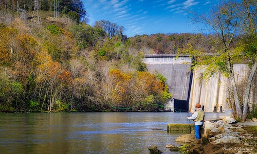 Fly Fishing on the Clinch River