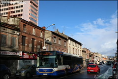 Heuliez Bus GX 327 – Tisséo n°0646