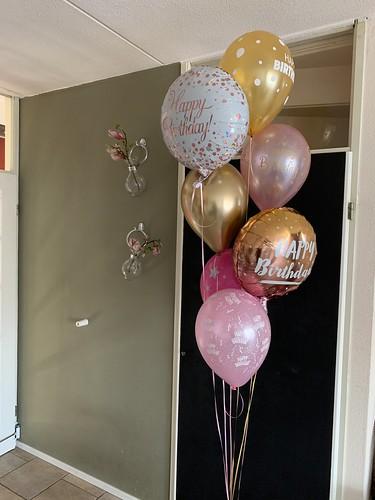 Ballonboeket Verjaardag