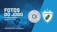 07-11-2020: São Bento x Londrina