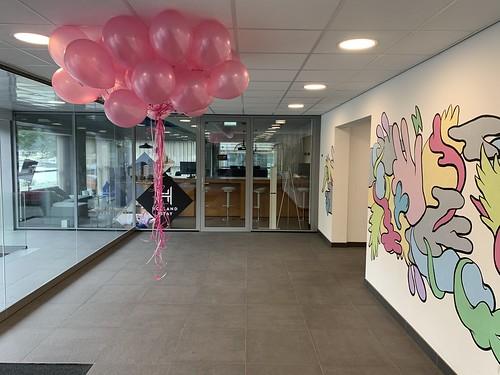 Heliumballonnen Rotterdam