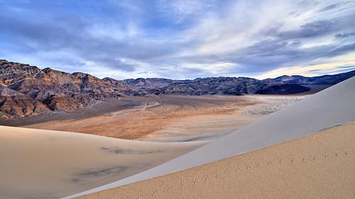 Eureka Dunes - Death Valley National Park, California