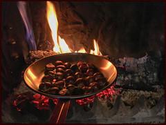 Chestnuts Roasting .....