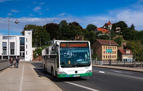 Meißen bus: Mercedes O530 Citaro #  MEI-NV 155