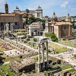 The Forum, Rome - https://www.flickr.com/people/11451860@N08/