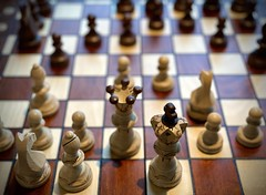 Chess moves in the time of COVID