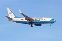 USAF Boeing C-40B 737-7DM 01-0041