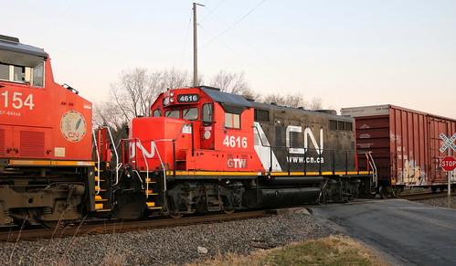 GTW 4616, Sherman, Oshkosh, 8 Nov 20