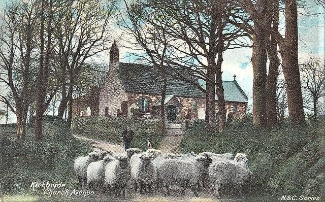 Church of St Bride, Kirkbride