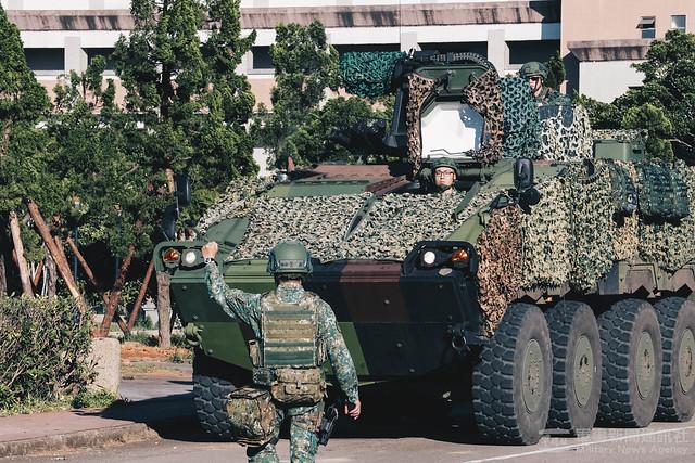 戰備任務訓練週陸軍機步269旅戰備整備暨夜間戰備機動20201026