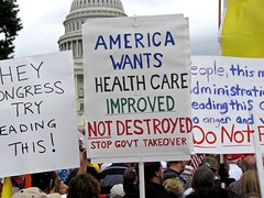 Taxpayer March on Washington, September 12, 2009
