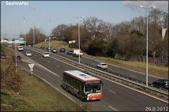 Irisbus Citélis  12 – Setram (Société d'Économie Mixte des TRansports en commun de l'Agglomération Mancelle) n°122