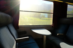 On the train from Frontenex to Albertville