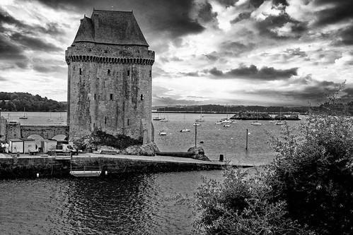 Saint-Malo / Tour Solidor / XIV th century