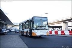 Heuliez Bus GX 127 – Aéroports de Paris – Aéroport d'Orly n°93518