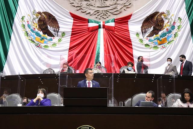 30/09/2020 Tribuna Diputado Daniel Gutiérrez
