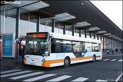 Heuliez Bus GX 327 – Aéroports de Paris – Aéroport d'Orly n°93514 - Photo of Soisy-sur-Seine