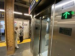 New ADA Elevators at Brooklyn's 59 St NR Station