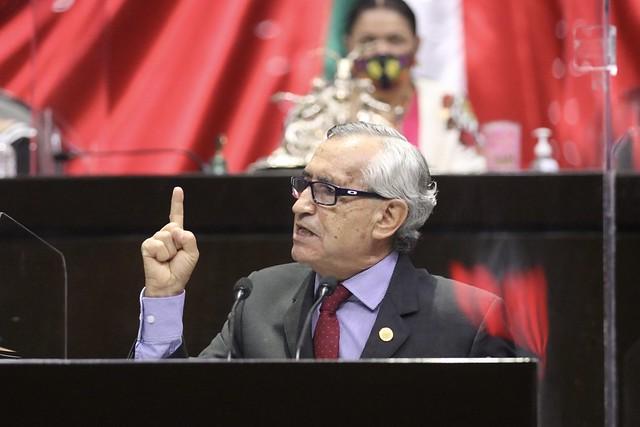 09/09/2020 Tribuna Diputado Raúl Bonifaz