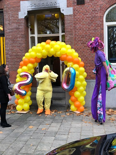 Ballonboog 6m KDV Bommers Rotterdam