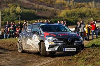 2020 FIA ERC Rally Hungary