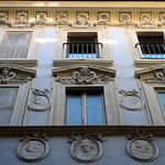 Via del Governo Vecchio : Palazzetto settecentesco di Bartolomeo de Dossi - https://www.flickr.com/people/82911286@N03/