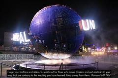 Universal Resort Area, Orlando FL