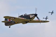2019 IWM Battle of Britain Airshow. Duxford, 22-9-2019