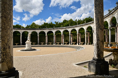 Château de Versailles : le Bosquet de la Colonnade
