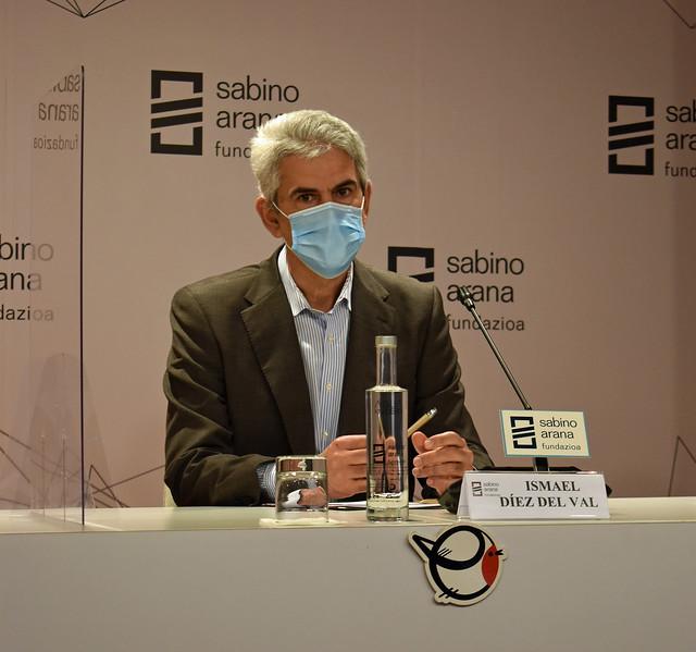 Photo:Ismael Díez del Val, cirujano del Hospital de Basurto y coordinador de la misión vasca en el proyecto sanitario «Experiencia de la delegación médica vasca a Perú para dar respuesta a la emergencia de la COVID-19» By sabinoaranafundazioa
