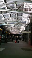Jamaica Station At 6:50 Sunday Morning