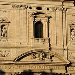 Facciata della Chiesa Nuova - https://www.flickr.com/people/82911286@N03/